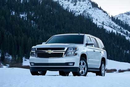 В РФ стартовали продажи улучшенного Шевроле Tahoe