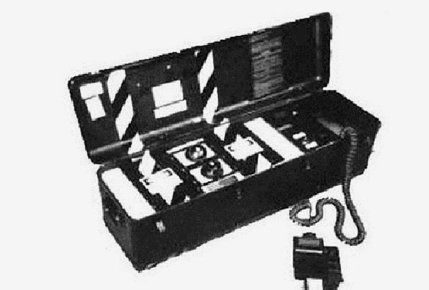 Этот прибор Джон Тайтор называл машиной времени.