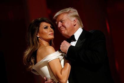 В сети обнаружили новые доказательства разлада между Трампом и его женой