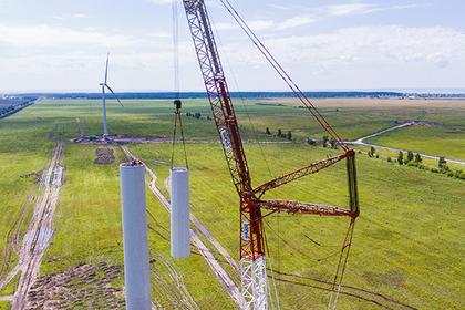 «Росатом» построит на юге России ветропарки общей мощностью до 600 мегаватт