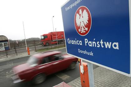 В Польше нашли способ отсеивать въезжающих украинцев