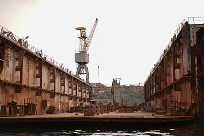 Всем струдникам завода «Южный Севастополь» нашли работу в порту