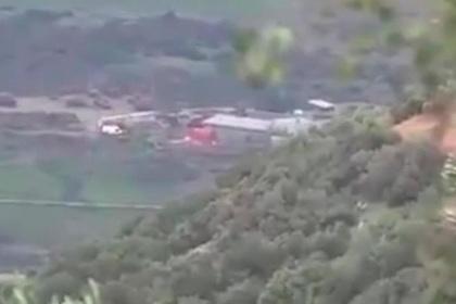 Курдские женщины уничтожили турецкий БТР и сняли это на видео