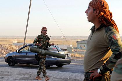 США ограничат поддержку сирийских курдов