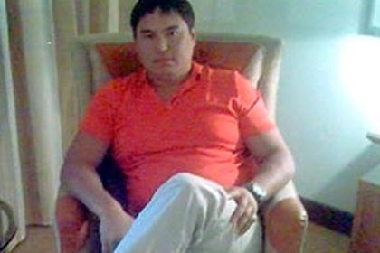 Камчибек Кольбаев