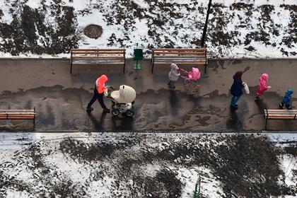 Трехлетняя девочка замерзла насмерть во время прогулки в московском детсаду