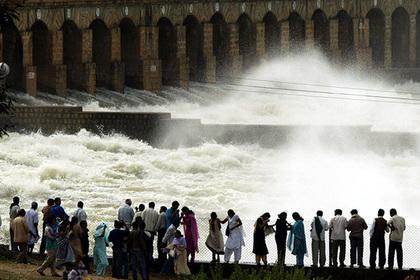 Воду из индийской реки поделили в 200-летнем споре