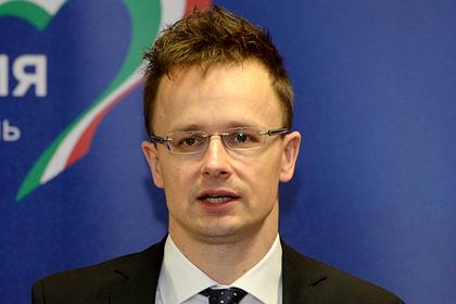 Венгрия обвинила Украину в начале «международной кампании лжи»