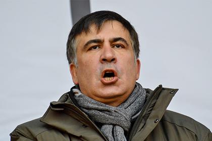 Саакашвили назвал причины скорого развала Украины