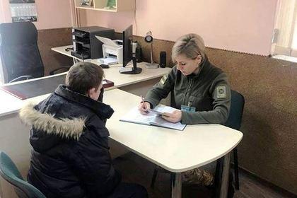Украинец хотел незаконно попасть в Польшу и пустился вприсядку