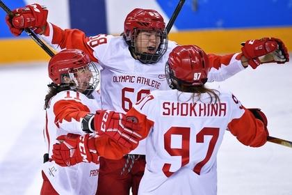 Россиянки разозлились на слова Ковальчука о женском хоккее