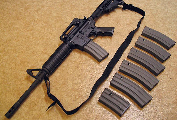Bushmaster XM15 Remington