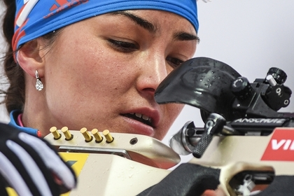 Олимпийская чемпионка отказала российской биатлонистке в будущем