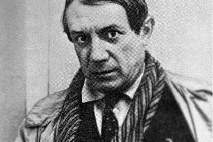 Ученые рассказали о тайной работе Пикассо под носом у гестапо