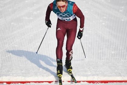 Российские лыжники завоевали пятую медаль на Олимпиаде