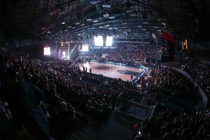 Матч звезд Единой лиги ВТБ завершился победой команды России