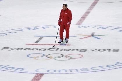 Тренер сборной США по хоккею отказался пожать руку российскому коллеге