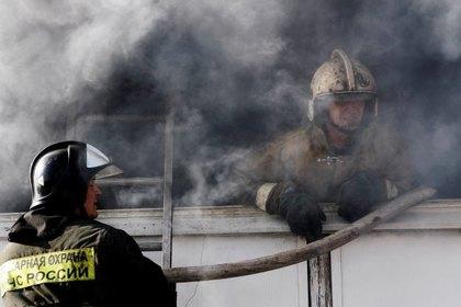 Уральский подросток спас двоих детей из огня