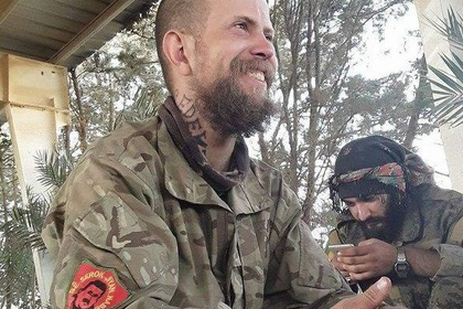 Воевавшего за украинцев и курдов нациста из Голландии подорвали в Сирии