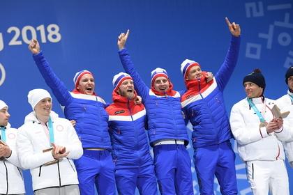 Олимпийский чемпион из Норвегии восхитился российскими лыжниками