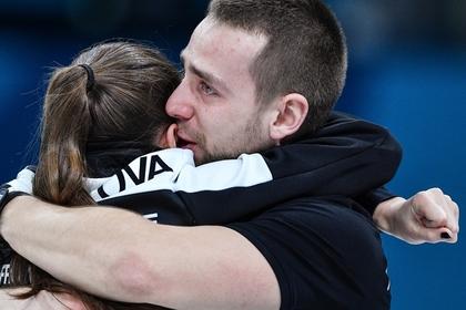 Российский призер Игр-2018 обвинил в провале допинг-теста партнера по сборной