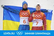 Александр Абраменко и Илья Буров
