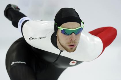 Канадец обвинил в непопадании на Олимпиаду «российских мошенников»