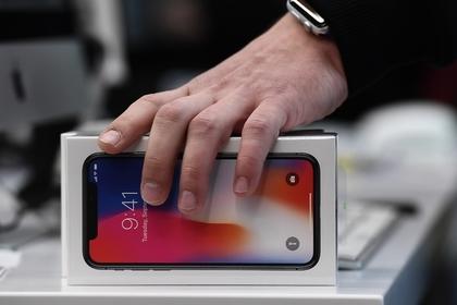 Россияне обрушили цены на iPhone X