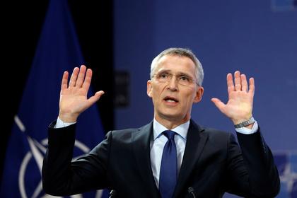 Генсек НАТО нашел в России ядерные учения