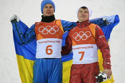 В Киеве выступили против объятий украинца и русского на Олимпиаде