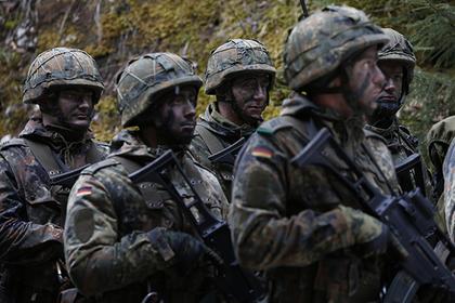Констатирована катастрофическая необеспеченность немецкой армии