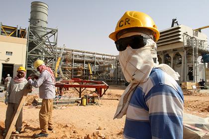 Саудовская Аравия нацелилась на российский газ
