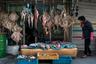 Большая часть торговцев на рынке Чунан (или Центральном рынке)  — пожилые женщины, продающие странные, на взгляд западного человека, товары: от самолично высушенных щупалец осьминога и скатов до склизких комков водорослей, буквально с утра сорванных в море.