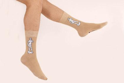 Переосмыслена сущность мужских носков