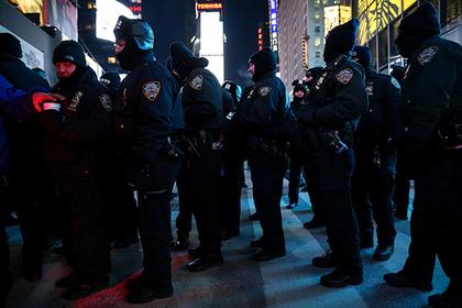 Тучность полицейских признали угрозой для Нью-Йорка