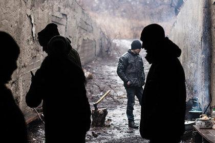Украинский солдат напился и расстрелял сослуживца