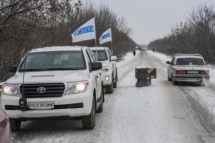 Европа обещала прикрыть россиян на Украине в день выборов президента