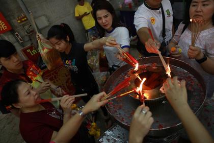 Астральные террористы атаковали премьера Таиланда