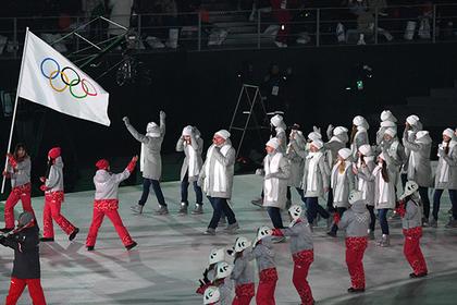 Украина поглумилась над олимпийскими атлетами из России и получила ответ
