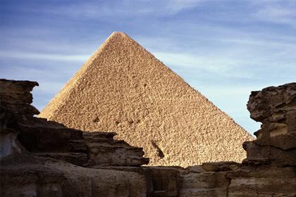 Разгадана тайная технология строительства пирамид