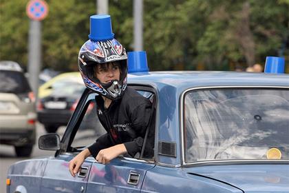 В МВД вновь озаботились защитными шлемами для водителей