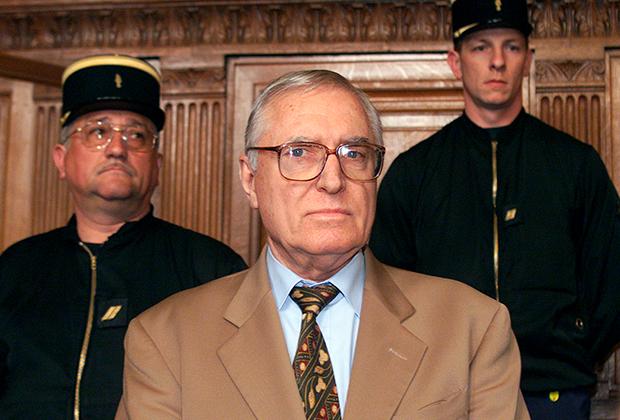 Боб Денар в суде