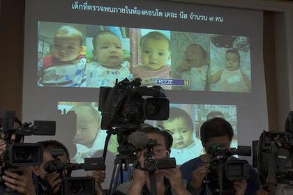 Японскому миллиардеру оставили 13 купленных детей