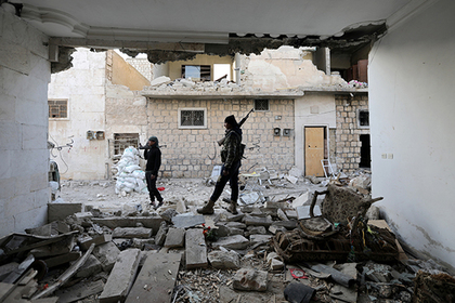 Москва сообщила о гибели россиян в Сирии