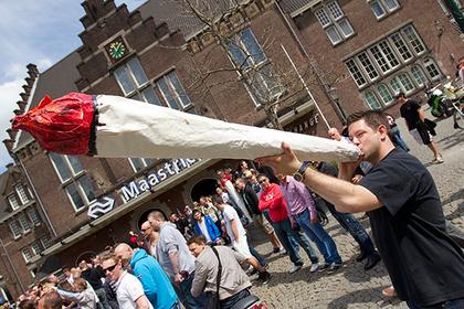 Полицейские заметили превращение Нидерландов в наркогосударство