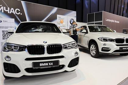 Российских олимпийцев одарят машинами BMW