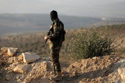 Турок обвинили в обстреле сирийских войск