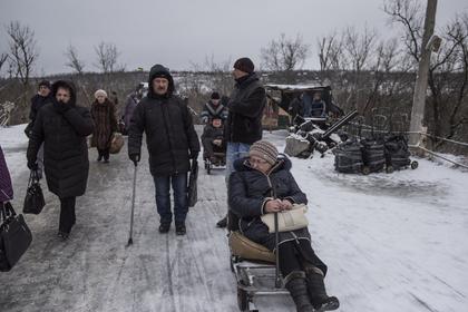 Население Украины сократится вдвое