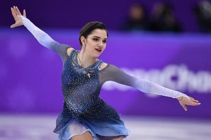 Фигуристка Медведева обновила мировой рекорд на Олимпиаде