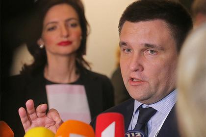 Неменее млн украинцев выехали изстраны в 2017-ом,— Климкин